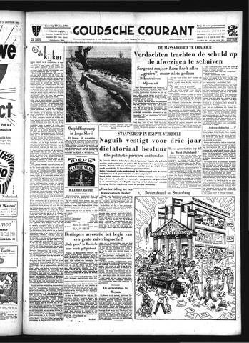 Goudsche Courant 1953-01-17