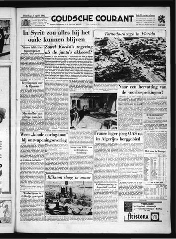 Goudsche Courant 1962-04-03