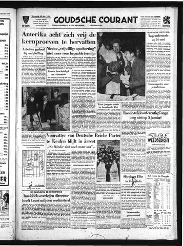 Goudsche Courant 1959-12-30
