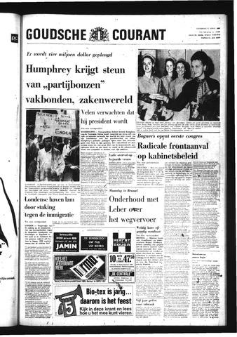 Goudsche Courant 1968-04-27