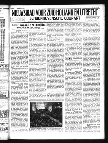 Schoonhovensche Courant 1942-02-02