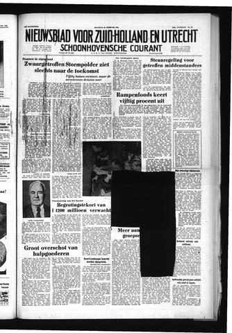 Schoonhovensche Courant 1953-02-23