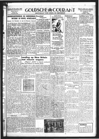 Goudsche Courant 1943-12-21