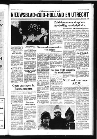 Schoonhovensche Courant 1969-12-08