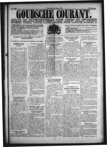 Goudsche Courant 1940-03-28