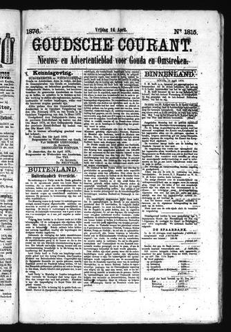 Goudsche Courant 1876-04-14
