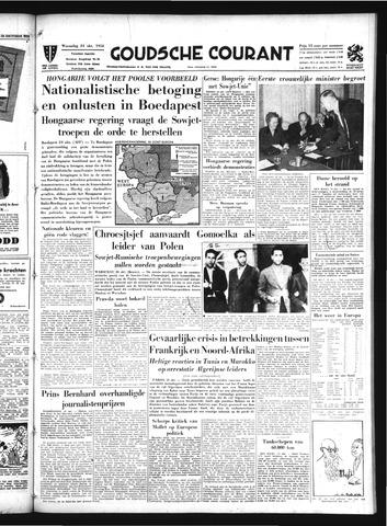 Goudsche Courant 1956-10-24