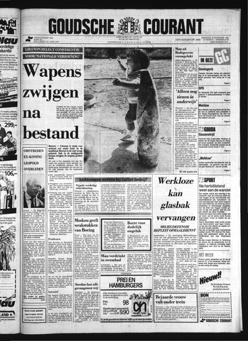 Goudsche Courant 1983-09-26