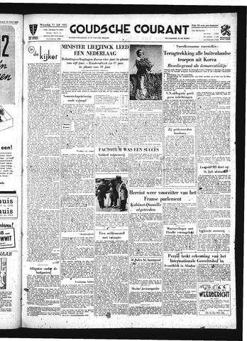 Goudsche Courant 1951-07-11