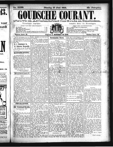 Goudsche Courant 1913-06-17