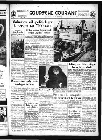 Goudsche Courant 1964-02-22