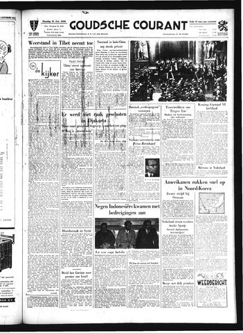 Goudsche Courant 1950-10-31