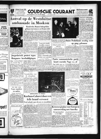 Goudsche Courant 1958-06-24