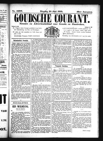 Goudsche Courant 1910-06-28