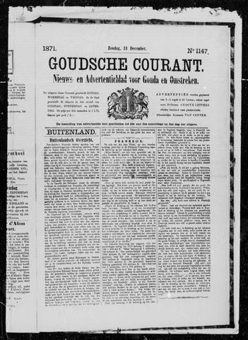 Goudsche Courant 1871-12-31