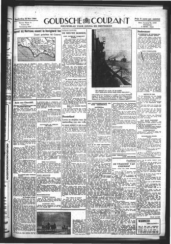 Goudsche Courant 1944-05-25