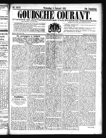 Goudsche Courant 1921-01-05