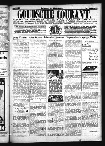 Goudsche Courant 1936-03-28