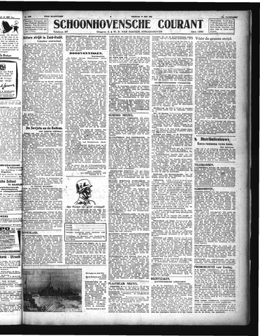 Schoonhovensche Courant 1944-05-19