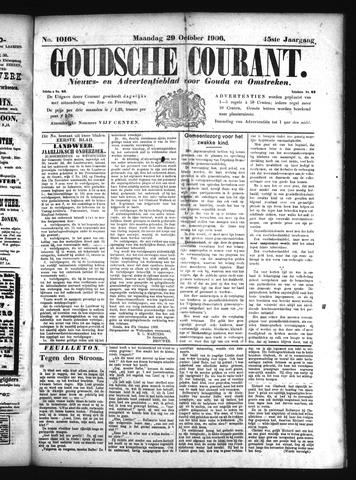 Goudsche Courant 1906-10-29