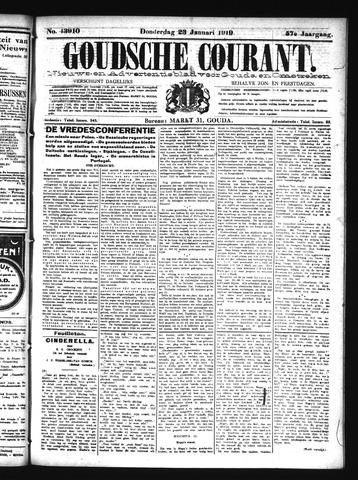 Goudsche Courant 1919-01-23
