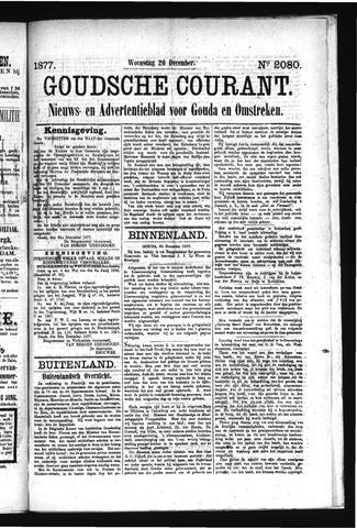 Goudsche Courant 1877-12-26