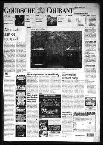 Goudsche Courant 2004-01-02