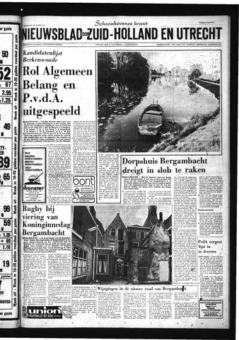 Schoonhovensche Courant 1974-04-19