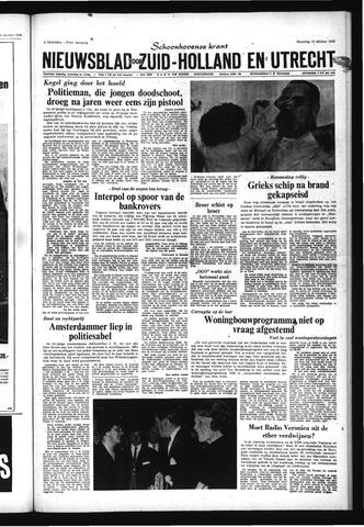 Schoonhovensche Courant 1965-10-18