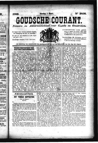 Goudsche Courant 1889-03-05