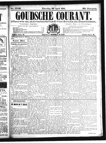 Goudsche Courant 1911-04-29