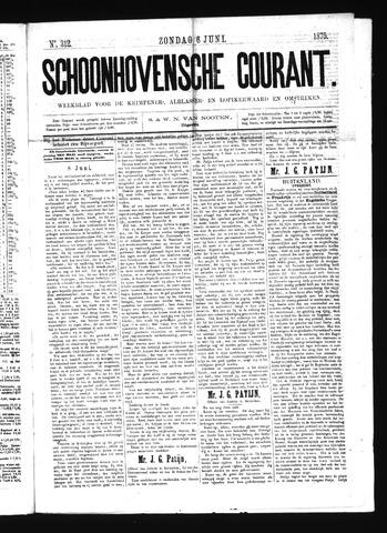 Schoonhovensche Courant 1875-06-06