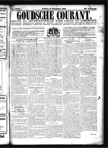 Goudsche Courant 1930-12-19