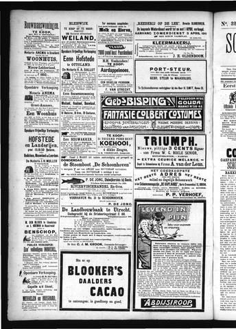 Schoonhovensche Courant 1911-04-01