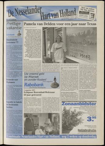 Hart van Holland 1997-08-07