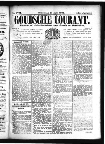 Goudsche Courant 1905-04-20