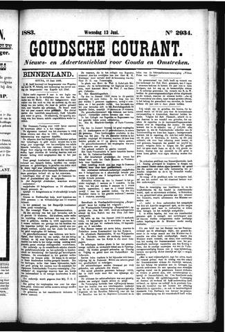Goudsche Courant 1883-06-13