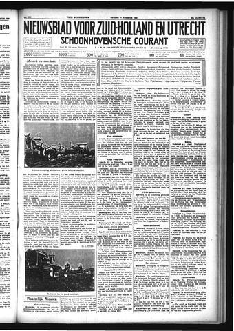 Schoonhovensche Courant 1933-08-11