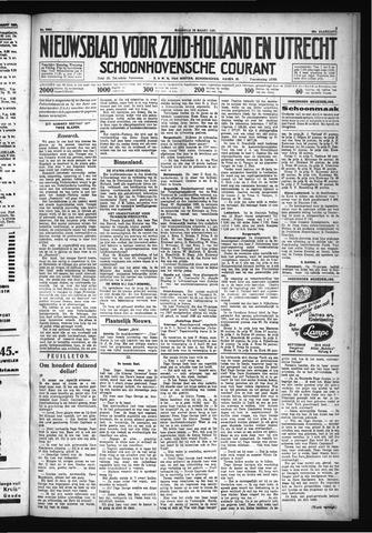 Schoonhovensche Courant 1931-03-16