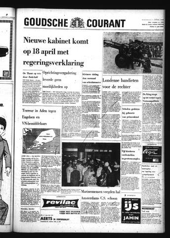 Goudsche Courant 1967-04-05