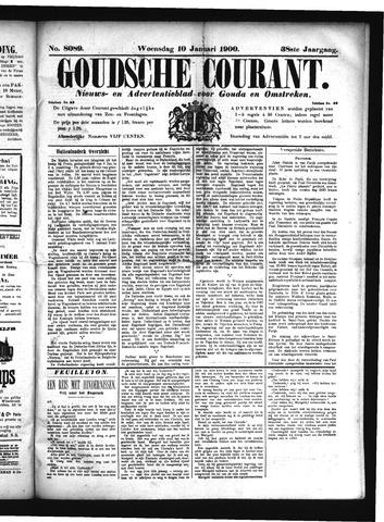 Goudsche Courant 1900-01-10