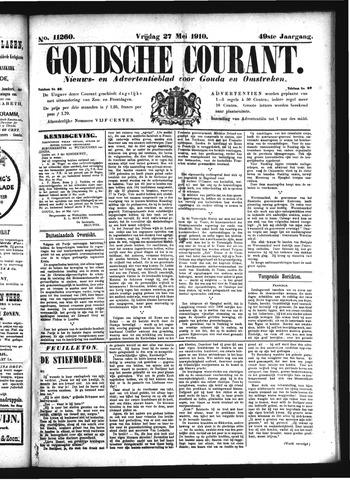 Goudsche Courant 1910-05-27