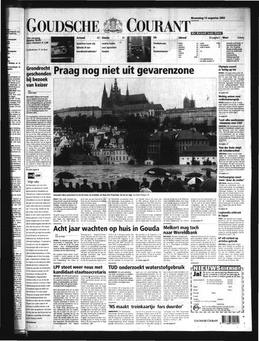 Goudsche Courant 2002-08-14