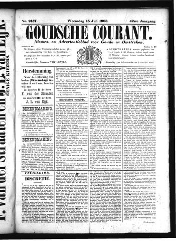 Goudsche Courant 1903-07-15