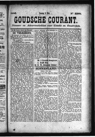 Goudsche Courant 1886-05-09