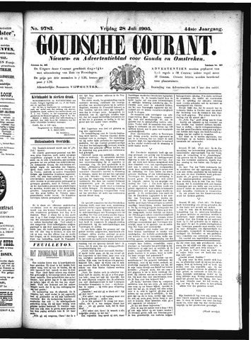 Goudsche Courant 1905-07-28