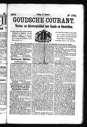 Goudsche Courant 1876-01-21