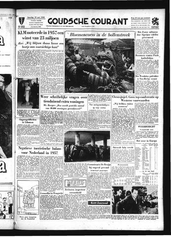 Goudsche Courant 1958-05-10