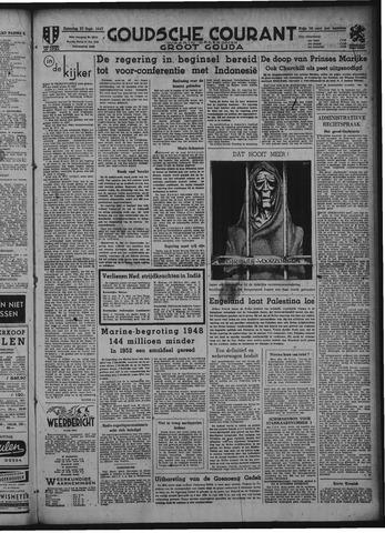 Goudsche Courant 1947-09-27