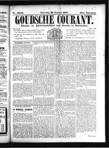 Goudsche Courant 1907-01-26